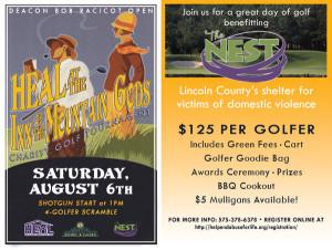 Deacon Bob Open Golf Tournament
