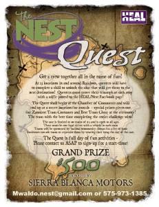 Nest Quest 2014