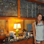 Bailey Huffmon Owner Old Barrel Tea Company at Midtown Market