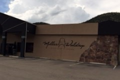 Pictured Is The Miller Waldrop Furniture Store Located In Ruidoso Downs,  New Mexico.