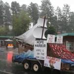 Hope Harbor Float 2015